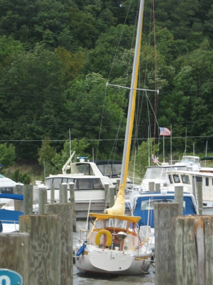 The Dream Begins: From Sailboat Restoration to Family Cruising