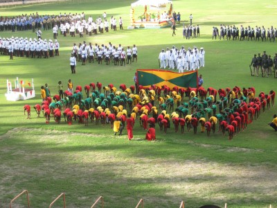 Life is full of beauty. Notice it.: Happy Independence Day ... |Happy Independence Day Grenada