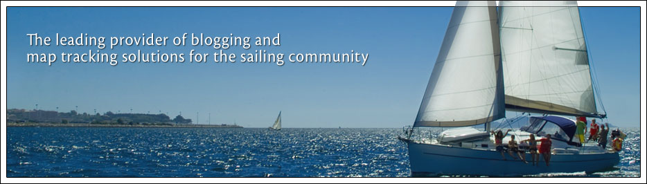 The leading provider of blogging and map tracking solutions for the sailing community