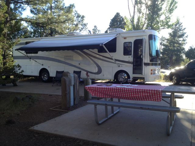 Fleetwood Discovery Motor Home