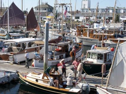 Wooden Boat Festival 2011