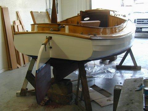 16' Catboat design