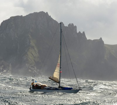 sailing around the horn