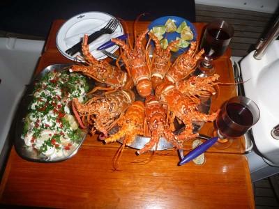 sobriyah: Lobster Fest