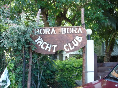 08/03/2011, Bora Bora Yacht Club. We've moved now that the wind has let up!