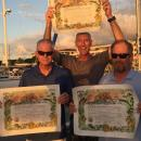 New Shellbacks: And the certificats to prove it! Fred & Ken are sure excited?