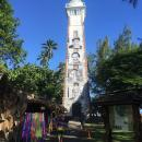 Tahitian Lighthouse: Pt Venus lighthouse was not what I expected