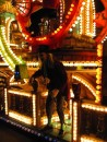 Bridgwater Carnival float
