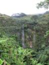 High waterfalls Nuku Hiva