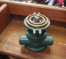 Raw Sea Water pump from th main engine.