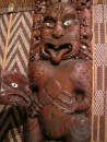 A worrier chief, a great, great, great, great( we think) Grandfather of Denise our Maori guide