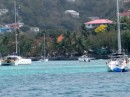 Admiralty Bay at Bequia