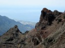 The top of the world. La Palma