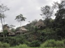 An Embera village
