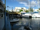 Dinghy dock in Marigot.JPG