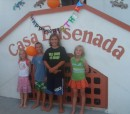 Birthday party at Casa Ensenada