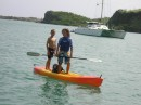 Daniel and John kayaking in Hog Island.JPG