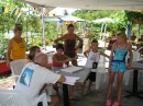 y  Art class is held 3 times a week at Whisper Cove- Lucy ( Flying Cloud) is the teacher.JPG