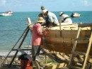 e Three to four men will work on one boat.JPG