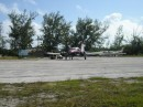 Airstrip on Normans Cay