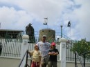Blackbeards Castle in Charlotte Amalie