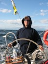 Shaun Loeppky at Helm, Mostly Harmless, haul