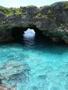 Niue clear water
