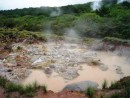 Ricon de la Vieja National Park, Costa Rica � Fumarole. A nearby sign indicated that temperatures can get as high as 248F!