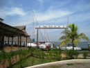 Puesta del Sol, Nicaragua � Marina Puesta del Sol is a small marina but a great place to stop for a few days.