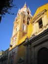 Cartagena – Cathedral in Old Town.