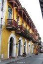 Cartagena – Old Town has some great architecture, brightly painted buildings with balconies and flowers seem to line every street.