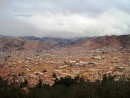 View of Cusco.