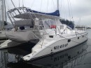"Welcome to ""Speakeasy"" a 2007 Manta 42 Mark IV Catamaran.  Manta"