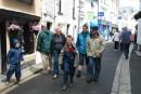 14/07/2009 Walking through Fowey - where's the pub?