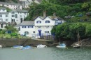 15/07/2009 Pictureque Fowey - Ferryside, one time home of Daphne du Maurier