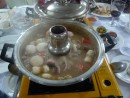 Steamboat cooking