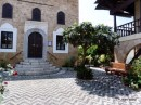 Courtyard in Rhodos town