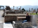 At the Basilica of St John in Selcuk
