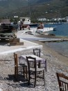 Amorgos main harbour