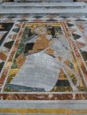 Floor at Mdina Church