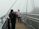 Holiday snap Langkawi suspension bridge