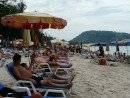 Patong deckchairs