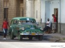 China Town Havana, no Chinese just classic cars.