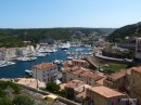 Bonifacio harbour and Marina