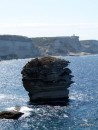 The cliffs of Bonifacio