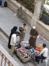 Trading Outside the Souq in Aleppo