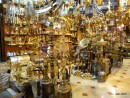 Shiny shop in the souq