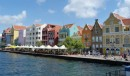 The Punda waterfront at Willemstad.