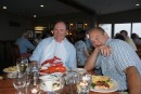 Great friends, good diner