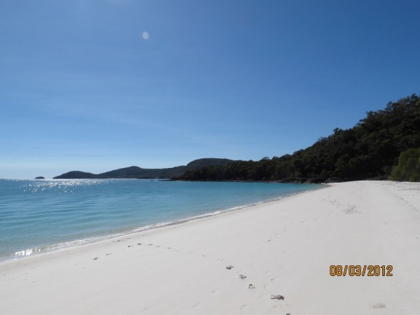 White Haven Beach
